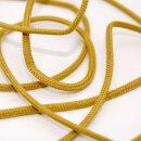 Organic cord - 3 mm - inelastic - golden brown