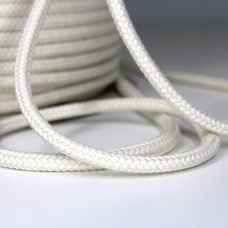 Organic cord - 5 mm - inelastic - ecru