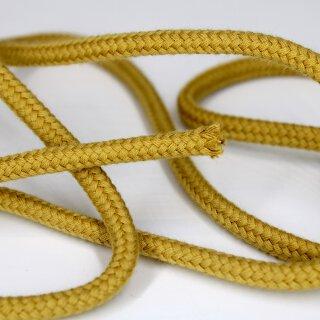 Organic cord - 5 mm - inelastic - golden brown
