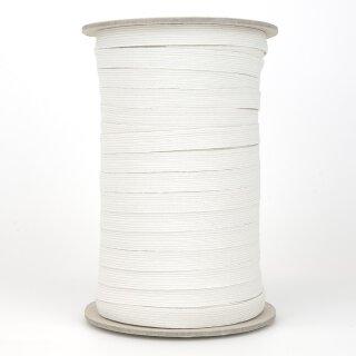 Organic elastic - 10 mm - ecru